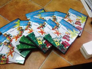 Дамски Lion's клуб Тракия – Пазарджик изработи 30 диска с детската приказка `Дванайсетте месеца`